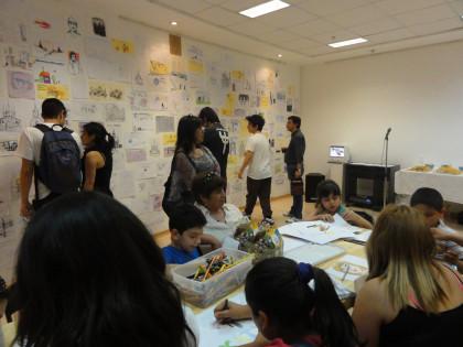 Exposición: Chile Dibuja