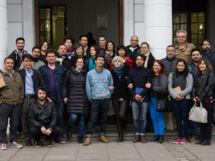 Autónomos 2014: Encuentro de Espacios Independientes Chilenos
