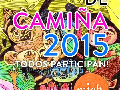 Carnaval de Camiña. Residencia artística