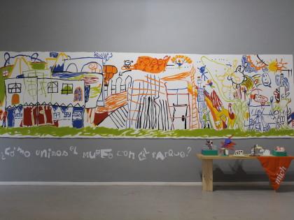 Guínchulo o la culebra que unió la Quinta Normal con el Museo de Arte Contemporáneo