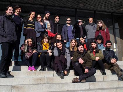 Pecha-Kucha en el Centro Nacional de Arte Contemporáneo Cerrillos